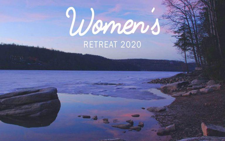 Women's Retreat Banner